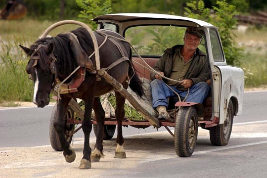 Софија воведува целосна забрана на коњските коли низ градот
