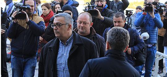 На пратеникот Крсто Мукоски му се слошило во притвор