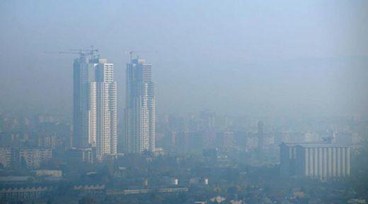 Скопје утрово меѓу петнаесетте најзагадени градови во светот