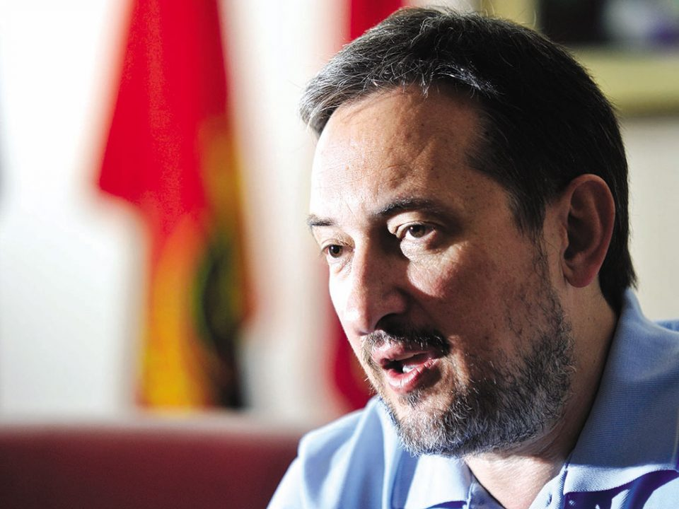 Георгиевски: Има многу фирми кои биле рекетирани, Катица и СЈО искористија 15 дела за рекет