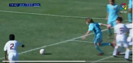 ВИДЕО: Во Барселона тренира новиот Меси, малото момче ветува огромен успех
