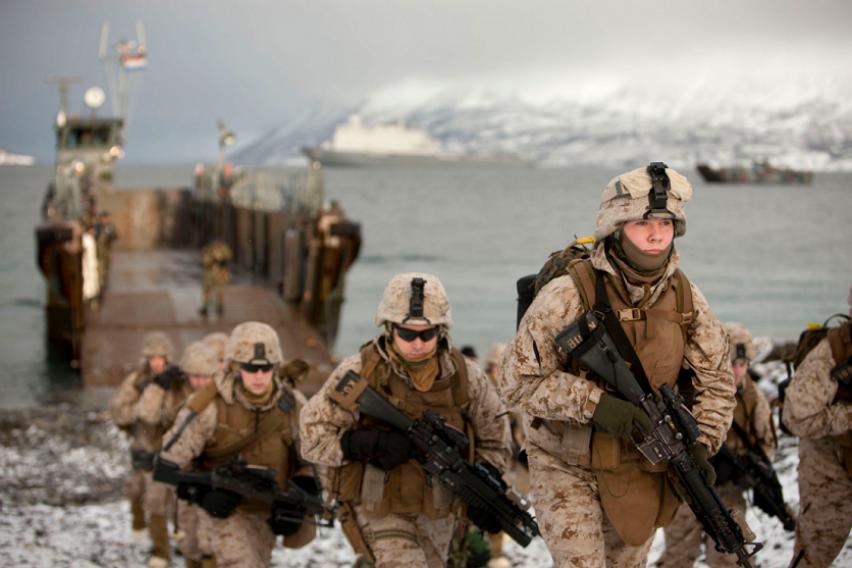Драматично предупредување на командантот на американските маринци: Подгответе се за војна во овие два региони