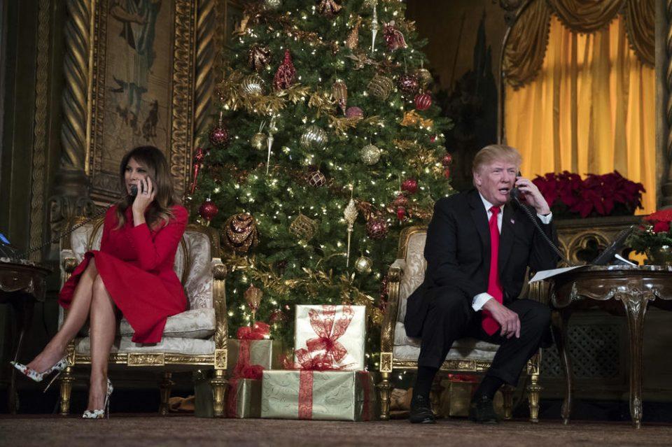 И ЈАС ТОА ОТСЕКОГАШ ГО САКАВ: Трамп се воодушеви кога слушна што едно детенце посака под елката (ФОТО)