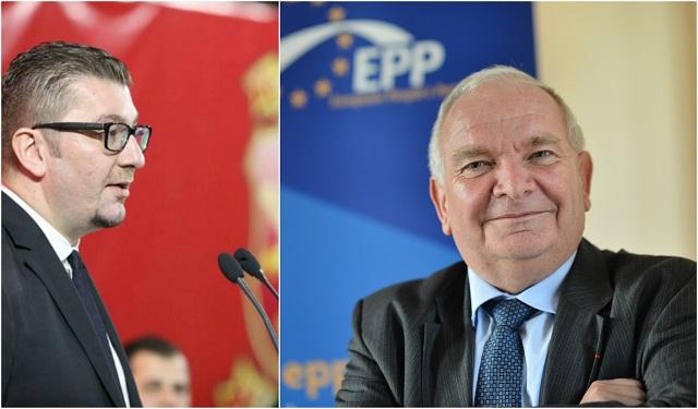 Европската народна партија (ЕПП): Честитки до Христијан Мицкоски и ВМРО-ДПМНЕ, на Македонија ѝ треба силна опозиција во Собранието