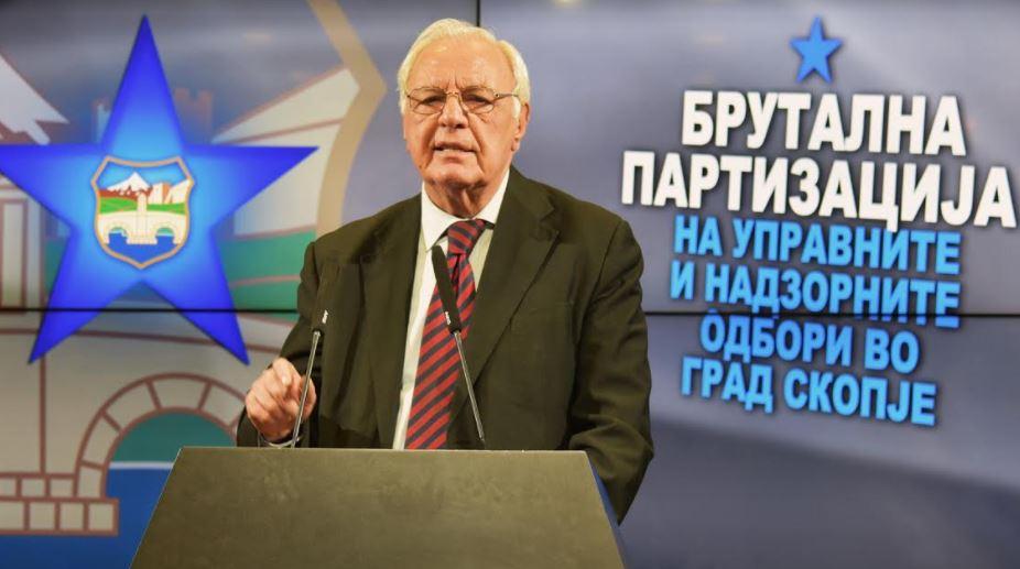 """Маневски: По наредба на Заев и Шилегов именувани 138 членови на одбори – """"шарени"""" активисти и членови на СДСМ добија месечни паушали за четири години"""