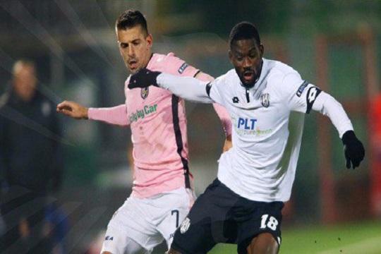 Нов гол на Трајковски во дресот на Палермо