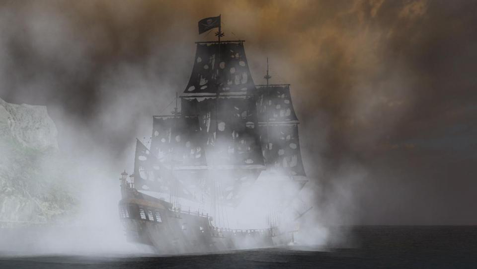 """ФОТО: Најновиот дел на """"Пирати од Карибите"""" моментално се снима во Скопје"""
