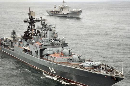 Русија ќе има поморска база во Сирија уште 49 години