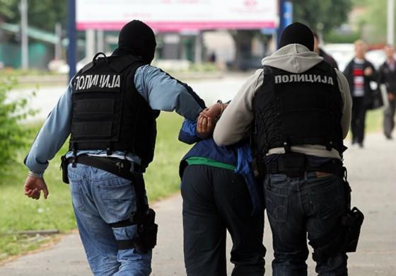 Во Скопје приведен косовски државјанин баран со потерница