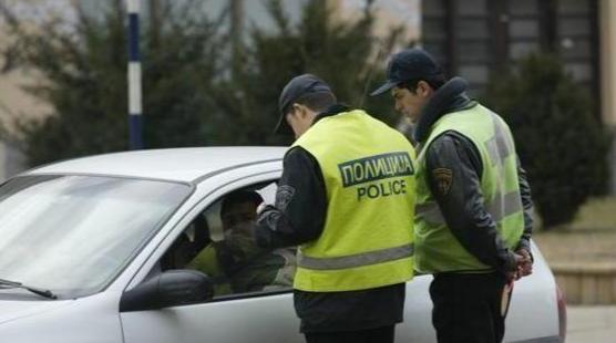 Фрчат казни од сообраќајна полиција: Погледнете колку возачи се санкционирани