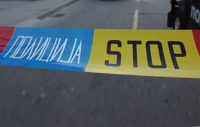 БМВ излета од патот Охрид- Кичево, повредени две лица