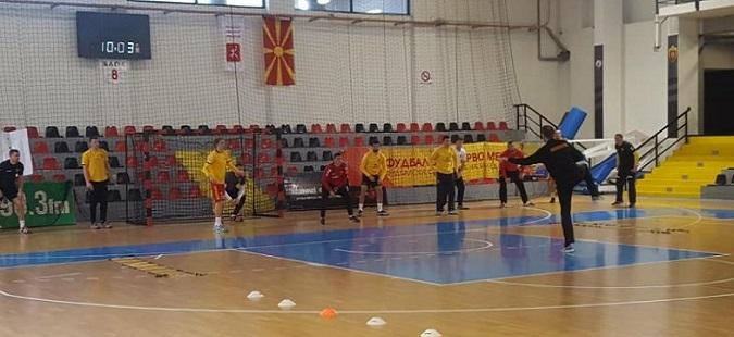 Македонската ракометна репрезентација полека се комплетира