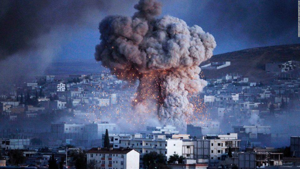 Околу 39.000 луѓе убиени во Сирија во 2017 година