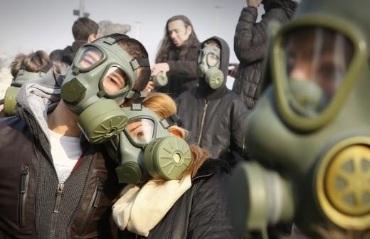 Скопјани се гушат во смог: Надлежните ќе превземаат мерки дури следната година, како да дишеме до пролет?
