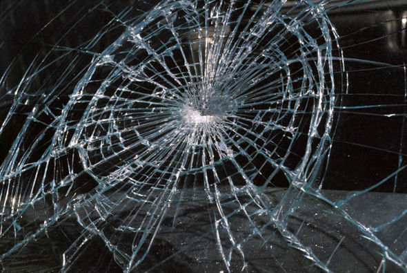 """Тешка сообраќајка на патот Прилеп- Битола: Се судрија полициска """"Шкода Јети"""" и """"Пасат"""""""