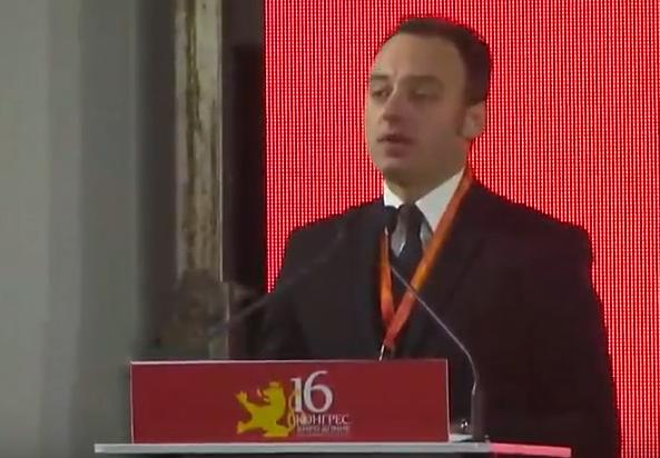 Ристовски: Избираме ново раководство кое ќе мора да војува на два фронта- Да ја зачува, но и да ја засили сплотеноста и единството помеѓу членовите на партијата