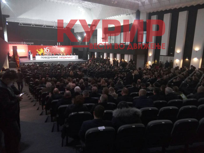 Груевски: Потребно е национално помирување, потребен е закон за амнестија, простување и помирување