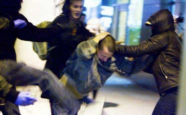 "Тепачка во медицинското училиште ""Панче Караѓозов"""