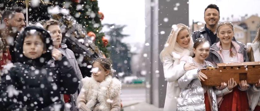"""Македонски пејачи ќе ја возобноват старата божикна песна """"Небо и земја"""""""