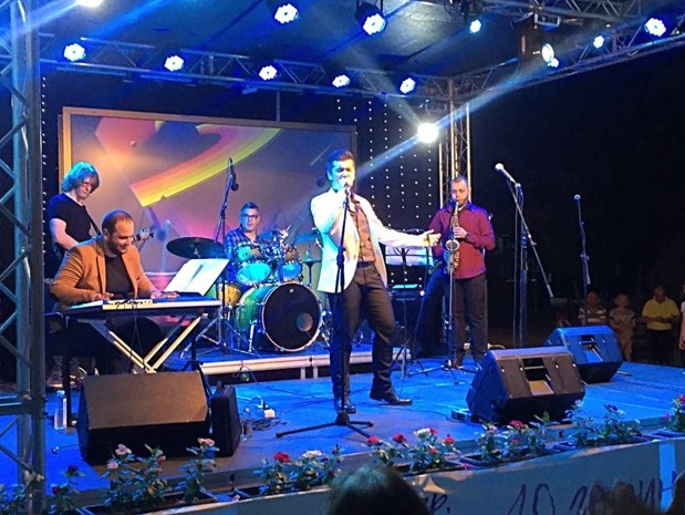 Вејчеслав Поповски: Посакувам 2018 година да биде година на љубов, музикаи многу реализирани соништа
