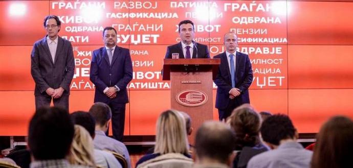 Фијаско на Заев, Анѓушев и Тевдовски: Паѓа јавната потрошувачка, потфрла наплатата на ДДВ, следуваат нови задолжувања
