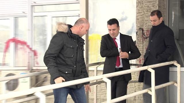 """Повторно одложено судењето за """"Поткуп"""", Заев во Лондон"""