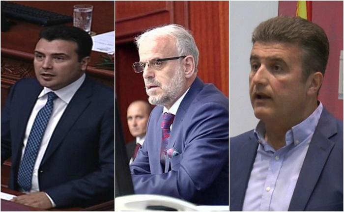 СДСМ и ДУИ го користат отсуството на ВМРО-ДПМНЕ од Собранието, денес имаа седници со 41 точка и закони, а за утре се најавени рекордни 5 собраниски седници