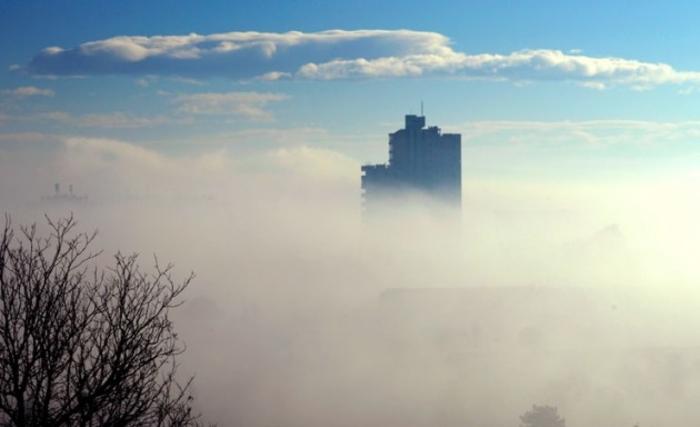 СКОПЈЕ СЕ ГУШИ: Најзагадено во Лисиче и кај Ректоратот