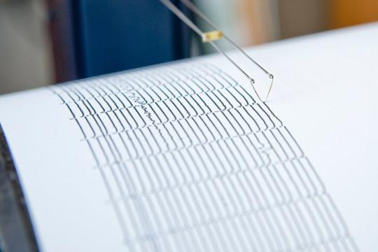 Два земјотреси регистрирани во реонот на Кукуш
