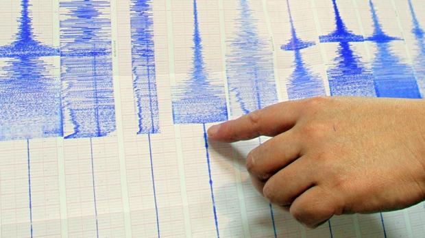 Серија земјотреси во дојранско, најсилниот утрово од 4,8 степени