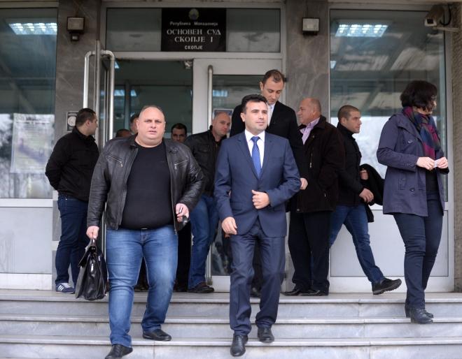 ВМРО-ДПМНЕ: Правосудството е под јаремот на СДСМ