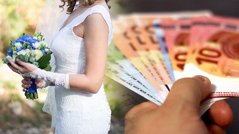 Исповед на кума: Во плико ставила 20 евра, а потоа невестата ја изненадила со својата изјава