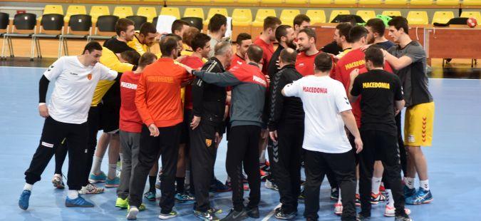 Ракометарите против Србија на контролен натпревар пред ЕП во Хрватска