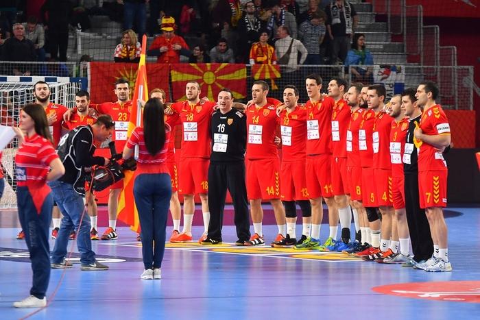 Завршува втората фаза на ЕП, Македонија игра со Данска