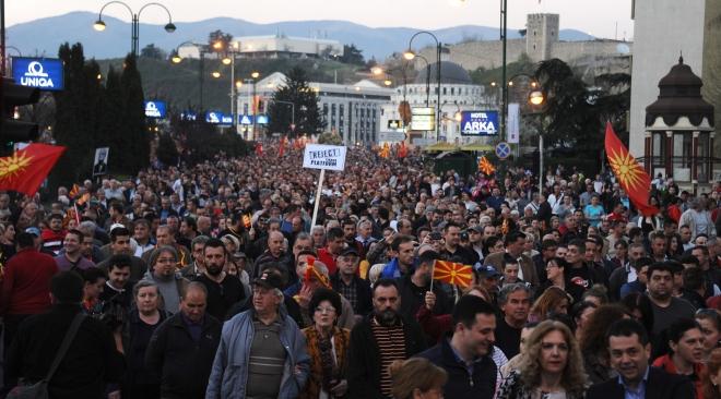 ВМРО-ДПМНЕ: Судот не смее да биде соучесник во конструираниот прогон за тероризам