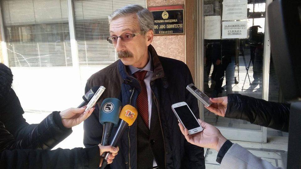 """Партискиот адвокат на СДСМ Мирослав Вујиќ во одборот на директори на """"Телеком"""""""