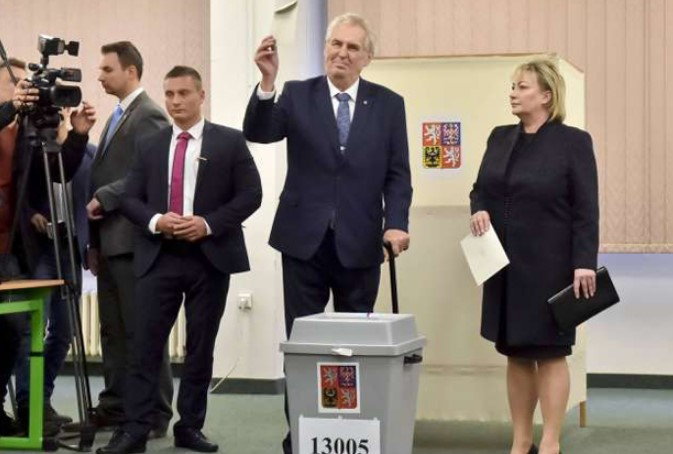 Втор ден од претседателските избори во Чешка