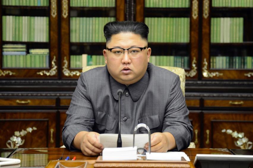 Првиот човек на Северна Кореја самоуверено: Дајте уште 100 години санкции