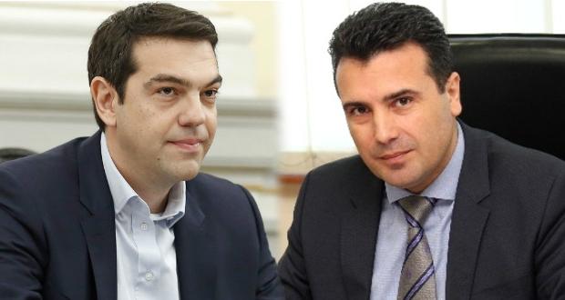 Денес телефонски разговор Заев – Ципрас, најавуваат грчките медиуми