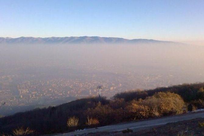Утрово најзагадено во Центар, Карпош и Ректорат