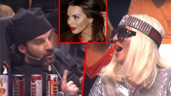 Лукас ја прозва Соња сред емисија, Карлеуша му викаше да престане, а тој со една реченица ја замолче!