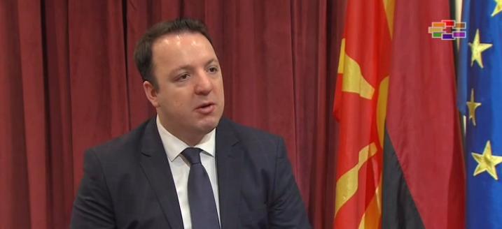 Николоски: Само отворено ВМРО-ДПМНЕ е рецепт за успех