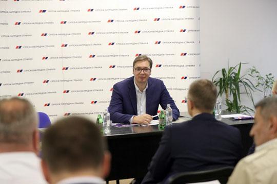 Можни предвремни парламентарни избори во Србија