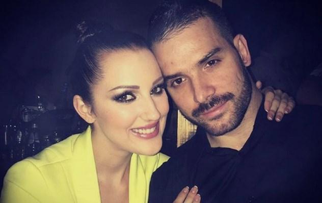 Ретко кој се сеќава: Александра Пријовиќ пред врската со Филип беше со овој пејач (ФОТО)