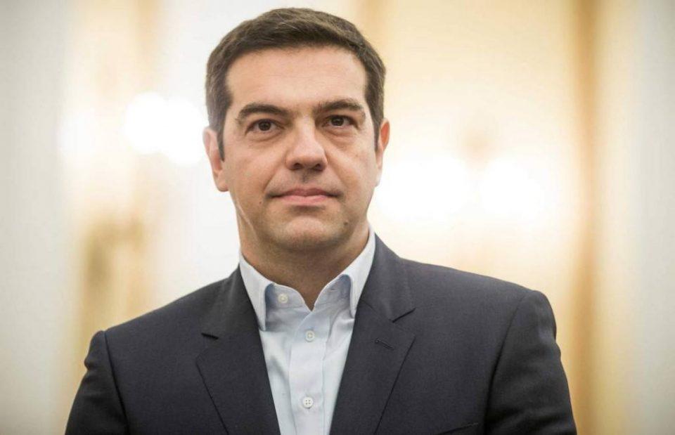 """Ципрас за """"Етнос"""": Македонска нација не постоела никогаш"""