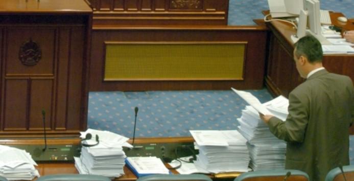 Кога СДСМ блокира закон со илјадници амандмани, тогаш тоа е државотворна партија
