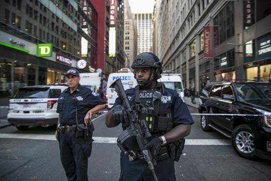 Во 2017 година во САД полицијата убила околу илјада луѓе