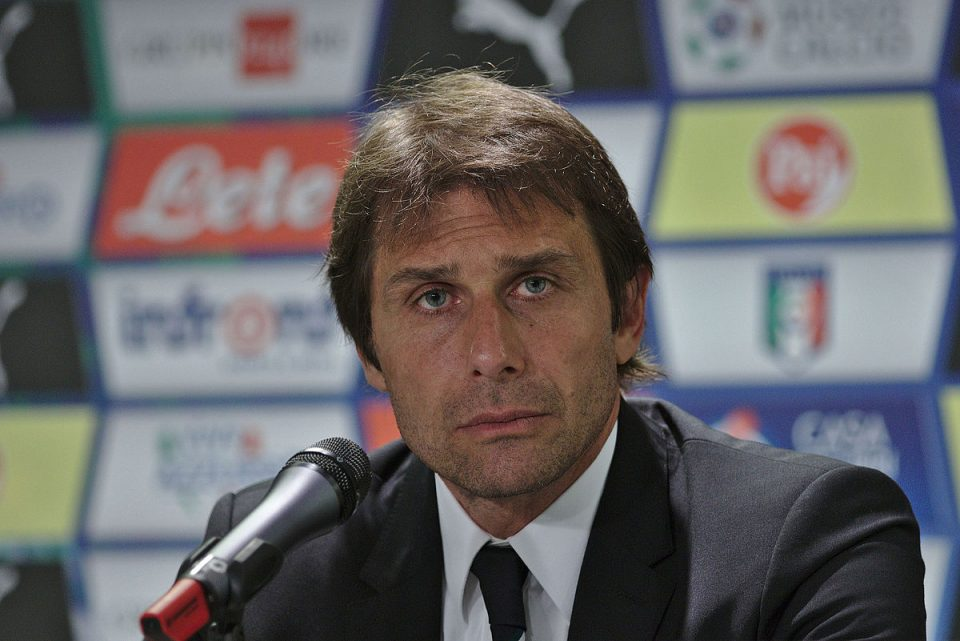 Конте: Секој што очекува дефанзивна игра од Интер е во заблуда