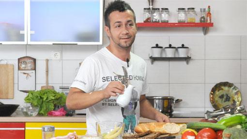 Познатиот готвач Антонио: Каде е власта, очајно ми требаат суплименти и храна