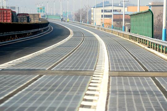 """ВИДЕО: """"Проѕирен автопат"""" во Кина"""